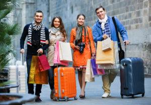 外国人旅行者