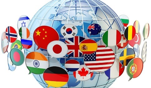 多言語サイト