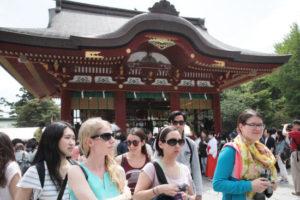 訪日外国人